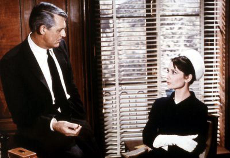 Şarada - Cary Grant şi Audrey Hepburn