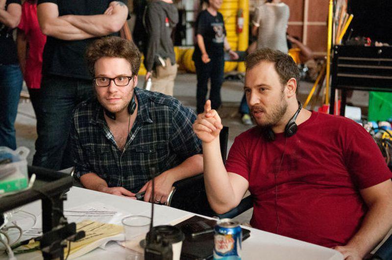 The Interview  Seth Rogen și Evan Goldberg
