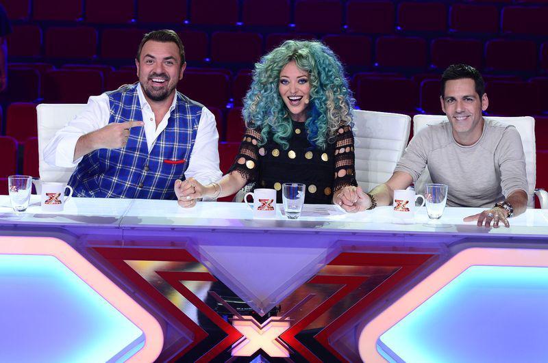 X Factor juriu 2015