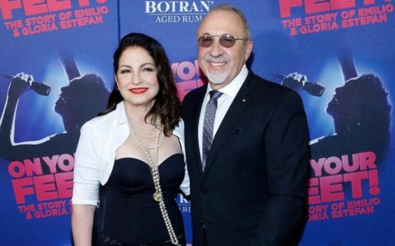 Gloria şi Emilio Estefan