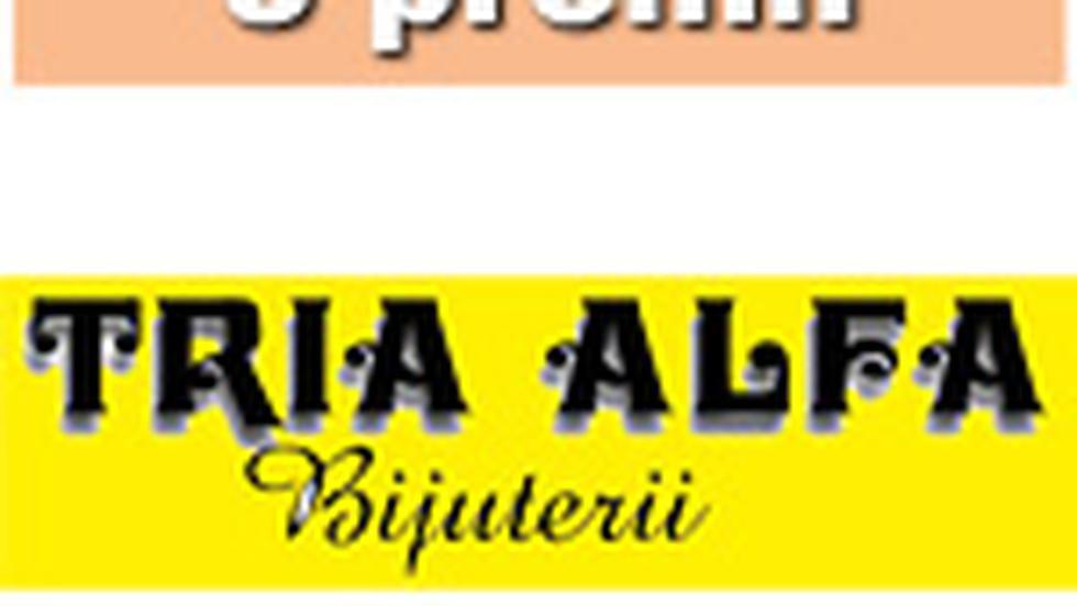 Concurs TRIA ALFA – Septembrie