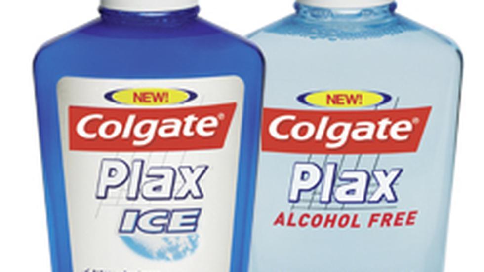 Colgate Plax Ice si Colgate Plax Alcohol Free