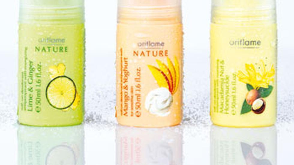 Deodorante roll on antiperspirante de la Oriflame