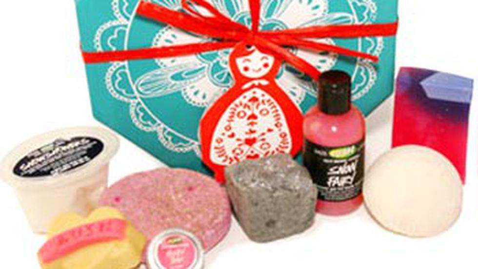 Cadouri de la Lush Fresh Handmade Cosmetics