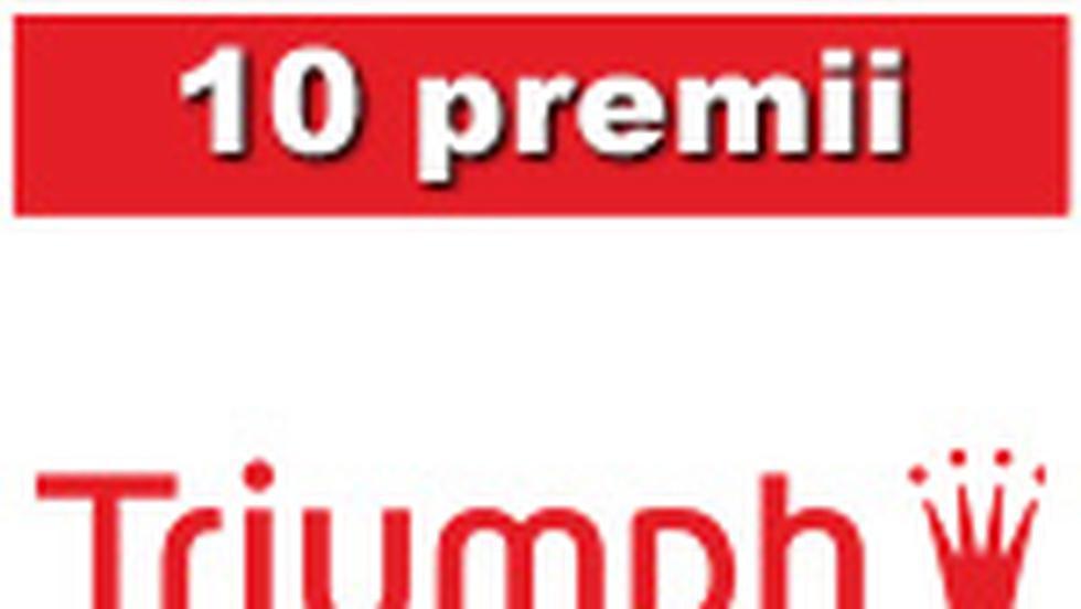Concurs TRIUMPH – Decembrie 2009