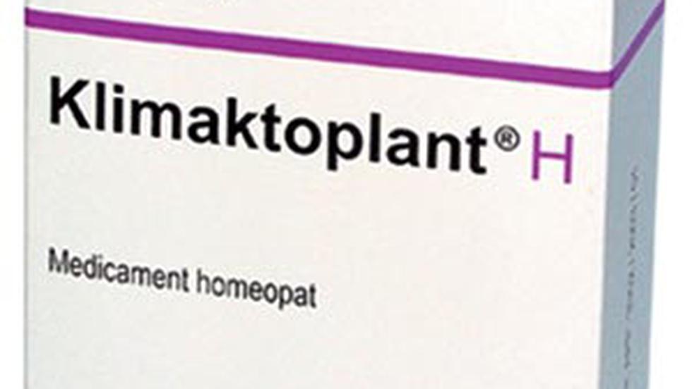 Klimaktoplant un produs homeopat de calitate germana
