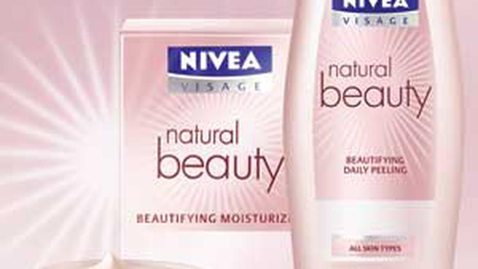 Noua gama NIVEA Visage Natural Beauty