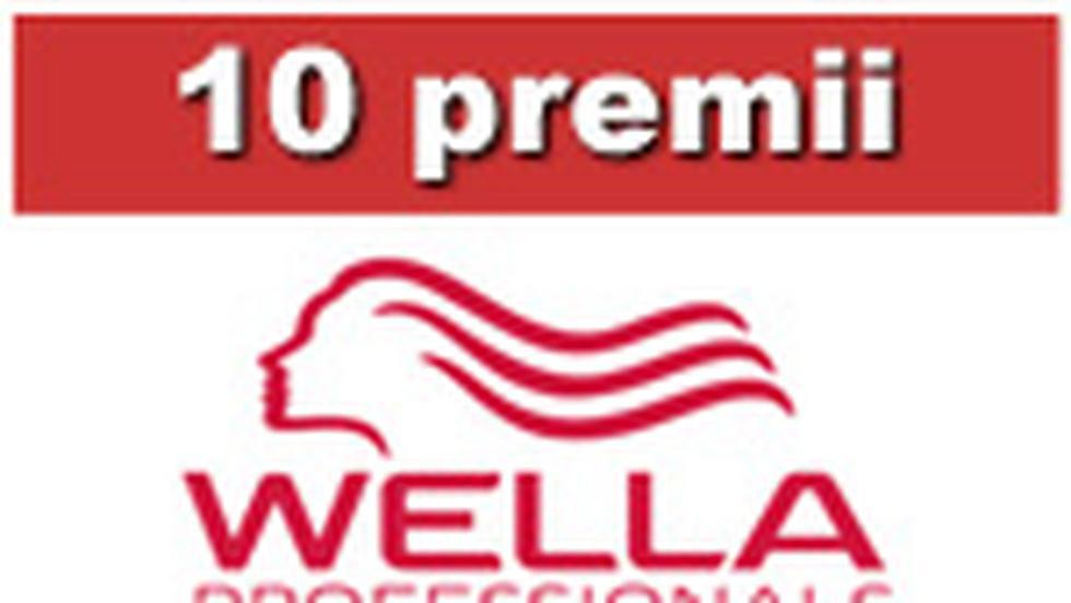 Concurs WELLA PROFESSIONALS – Aprilie 2010
