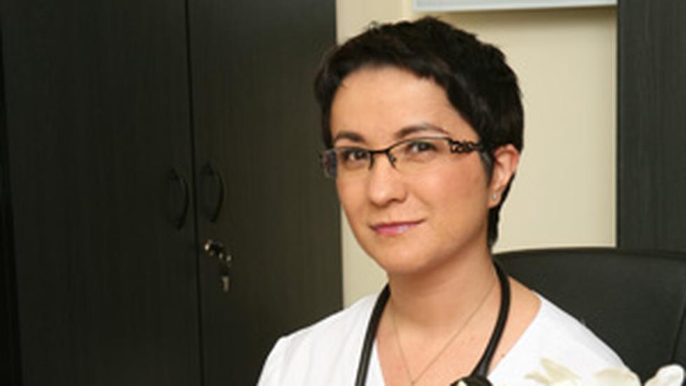 """Dr. Ruxandra Jurcut, prima castigatoare a bursei nationale  """"UNESCO L'Oréal Pentru femeile din stiinta"""""""