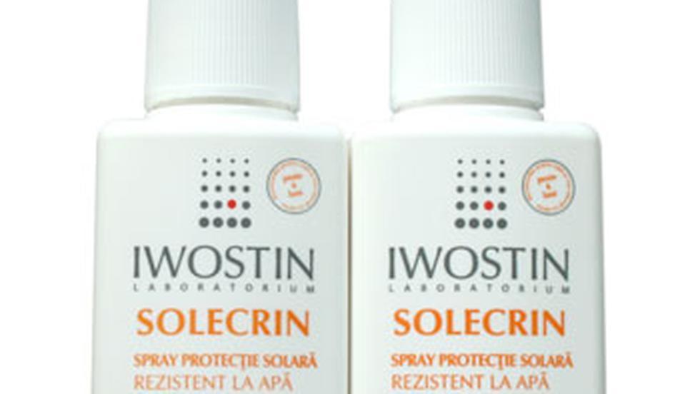 Gama Iwostin Solecrin de protectie solara