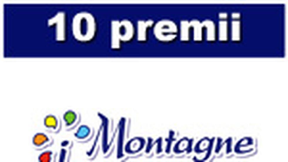 Concurs MONTAGNE JEUNESSE – Iunie 2010