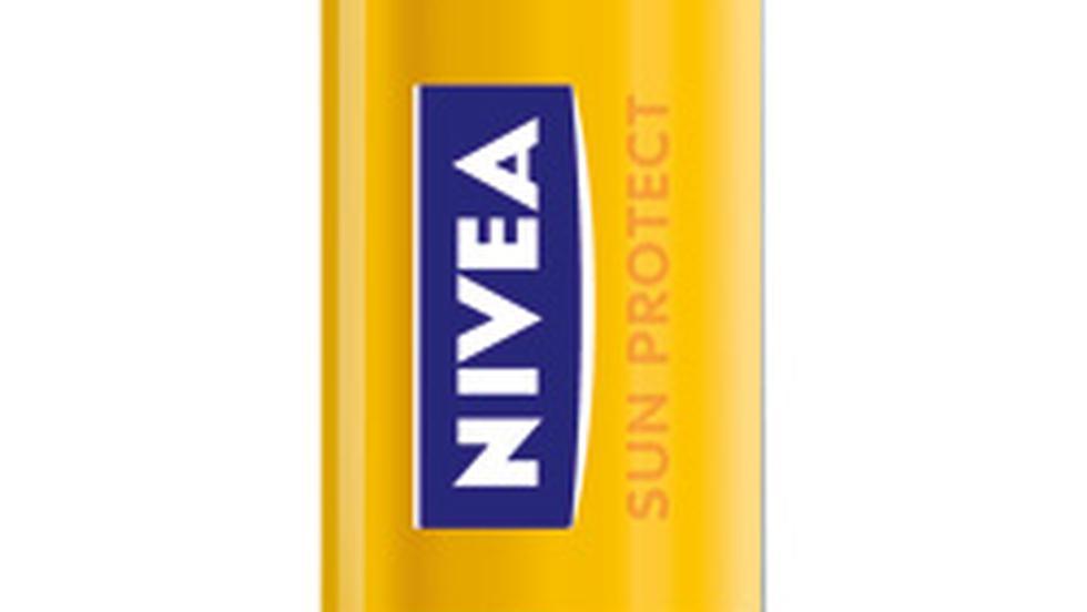 Balsam de buze Nivea Sun Protect