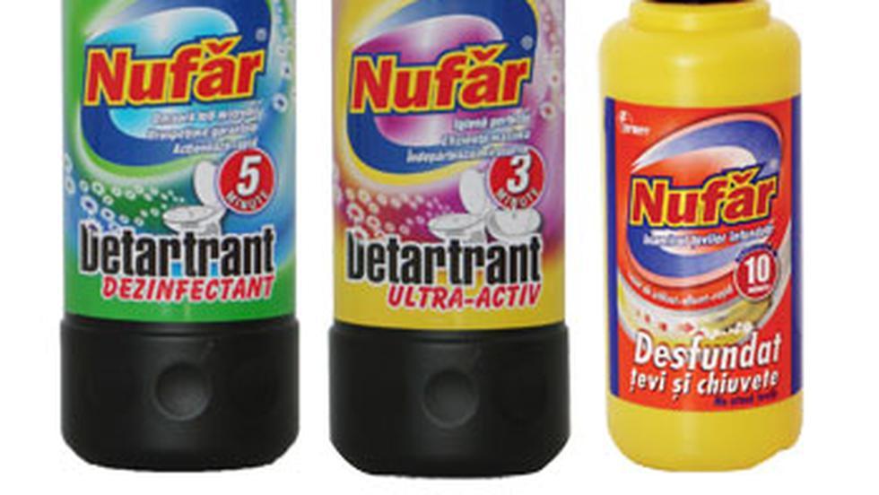 Farmec a completat gama Nufar cu trei produse cu actiune ultra-rapida