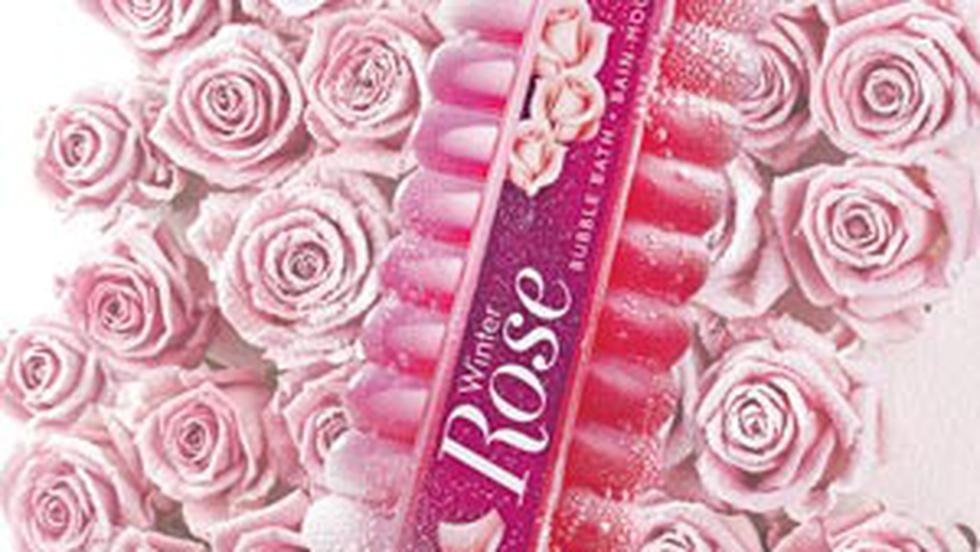 Viseaza cu Winter Rose de la Avon