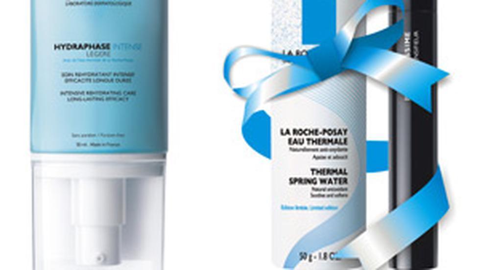 De Sarbatori: La Roche-Posay set pentru hidratare intensa