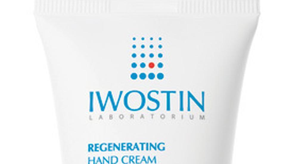 Iwostin Crema regeneratoare pentru maini in sezonul rece
