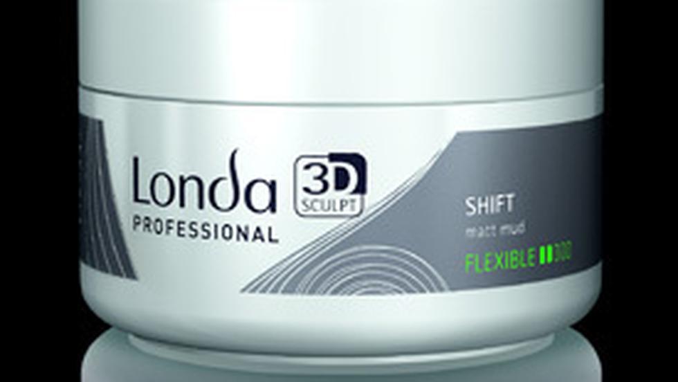 Shift Londa Professional crema cu aspect mat pentru coafuri texturate
