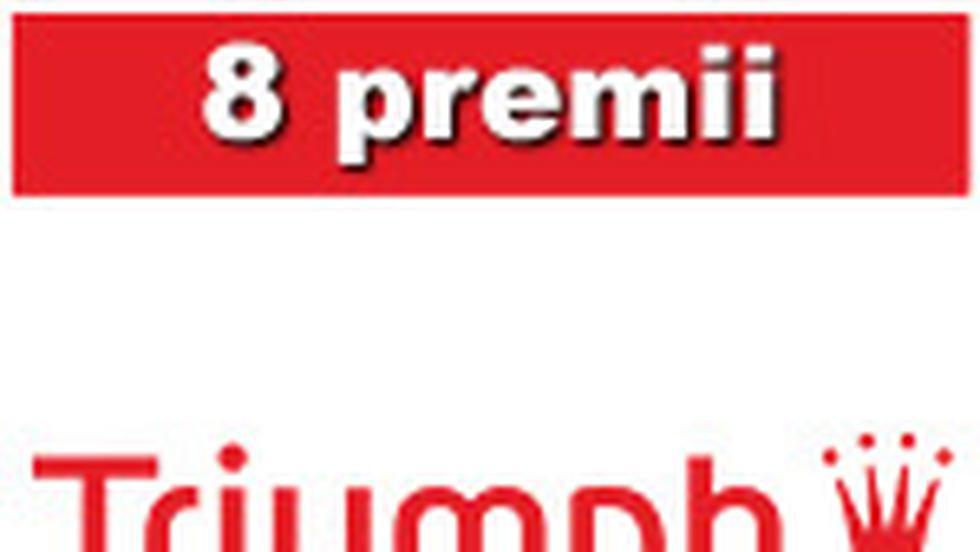 Castiga lenjerie TRIUMPH in luna martie!