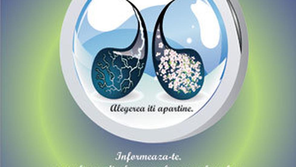 Campanie nationala: Astmul poate fi controlat!