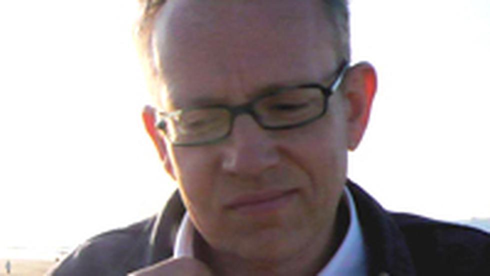James Meek, un scriitor pacifist