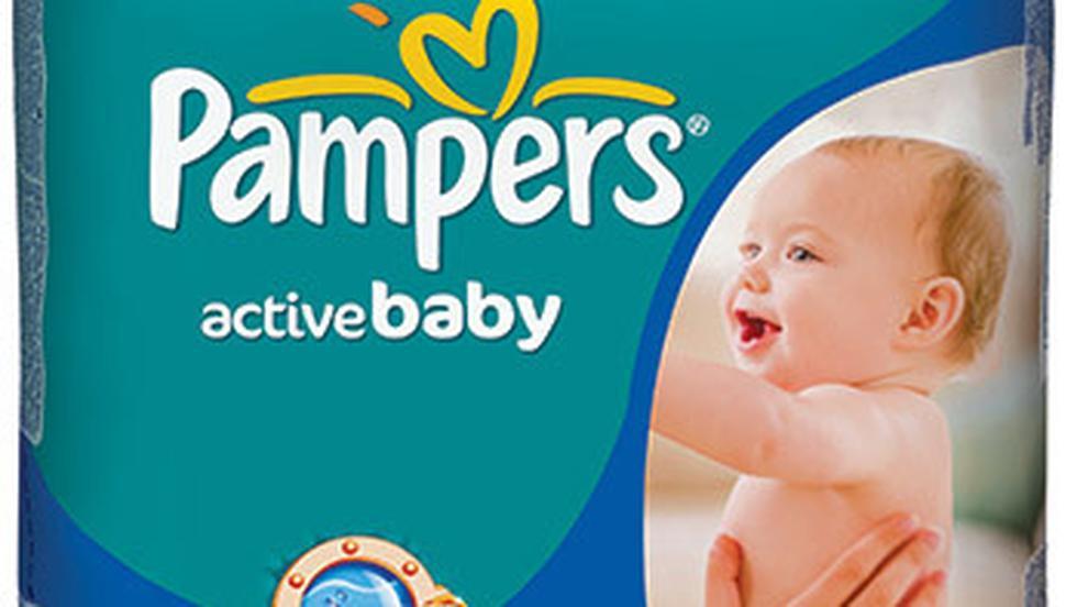 Pampers Active Baby, pentru un somn linistit!