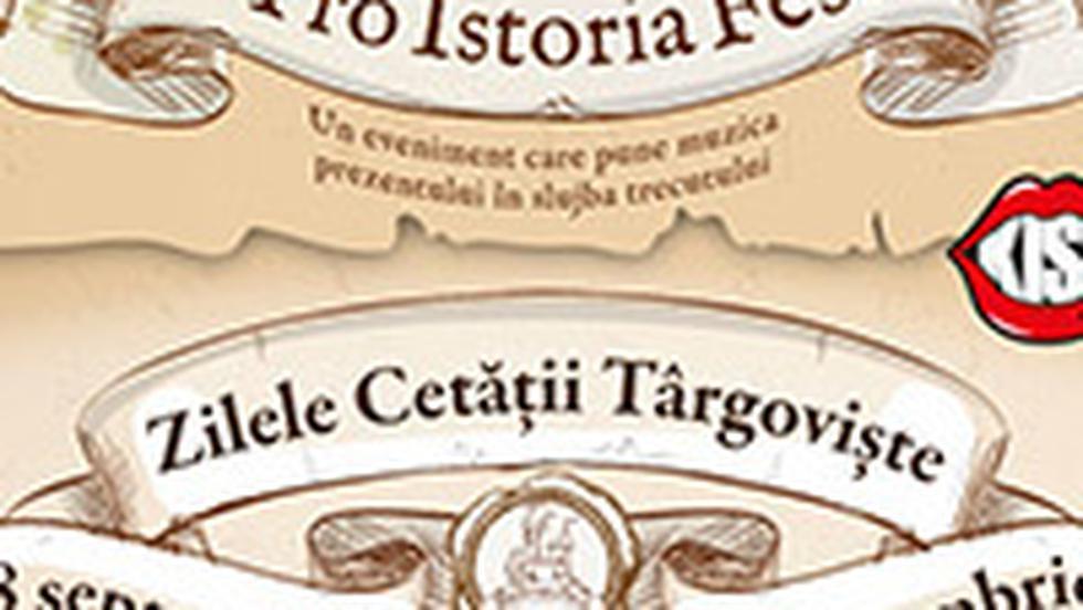In weekend – Zilele Cetatii Targoviste