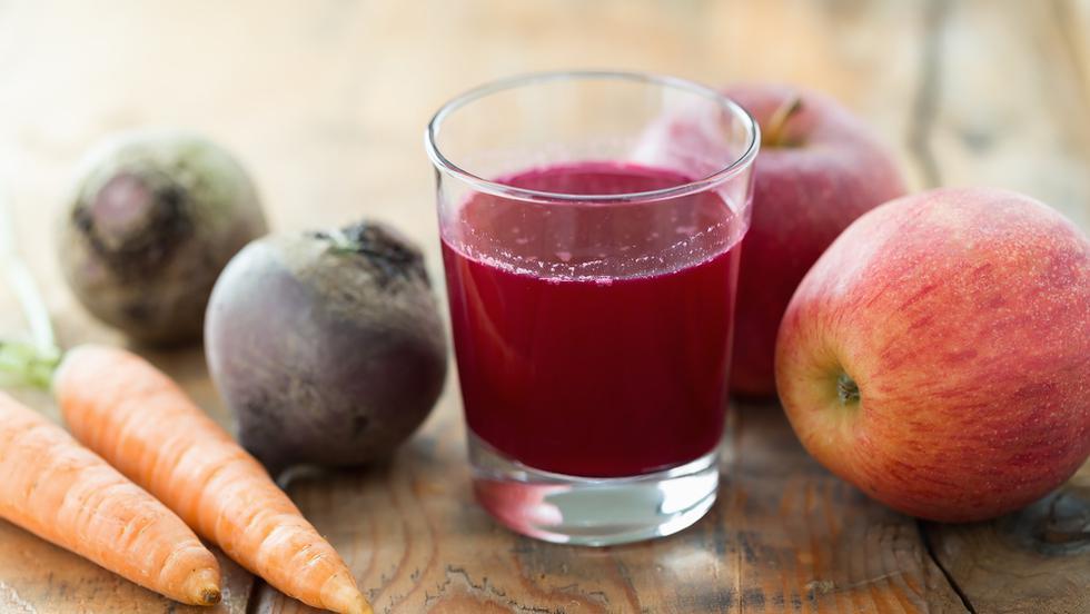 Sucul natural care îți îmbunătățește vederea