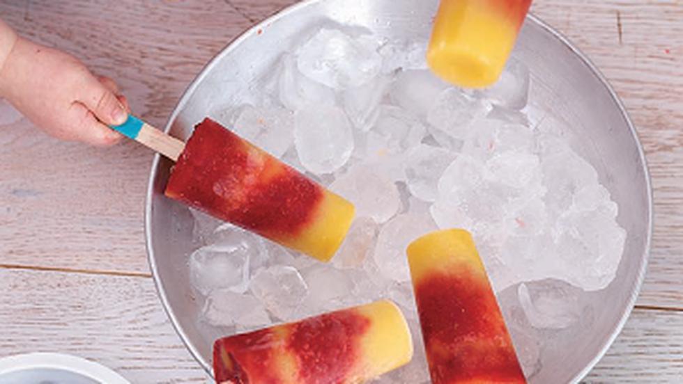 inghetata de fructe