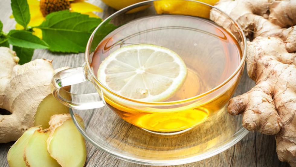 Ceai de usturoi si lamaie