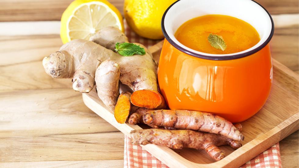 Detoxifierea organismului cu turmeric - Alimente pentru detoxifiere organismului