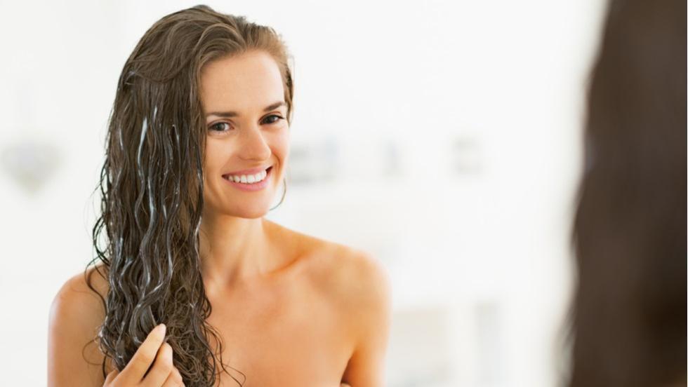 cum trebuie aplicată masca de păr