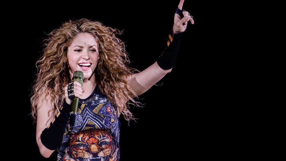 Shakira și mama ei