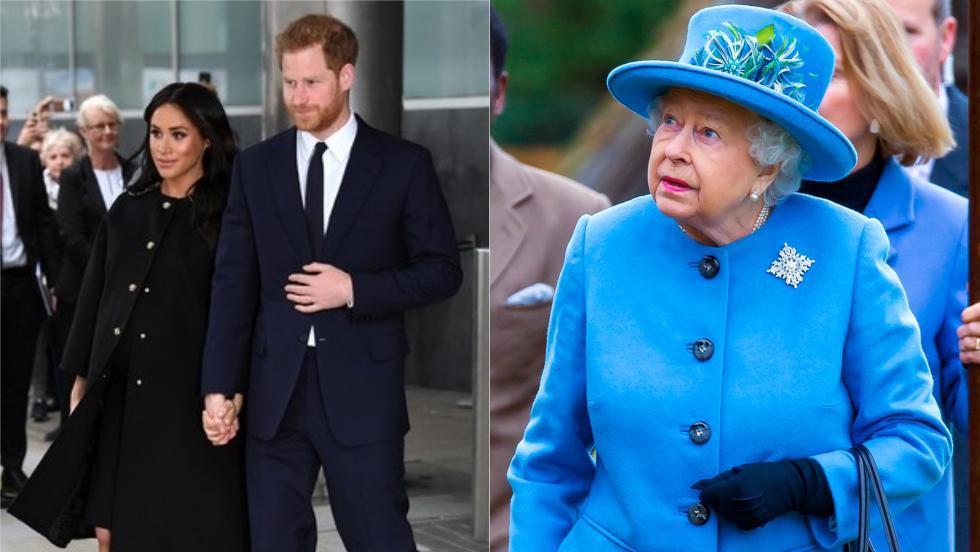 Prințul Harry și Meghan Markle chemați la Londra