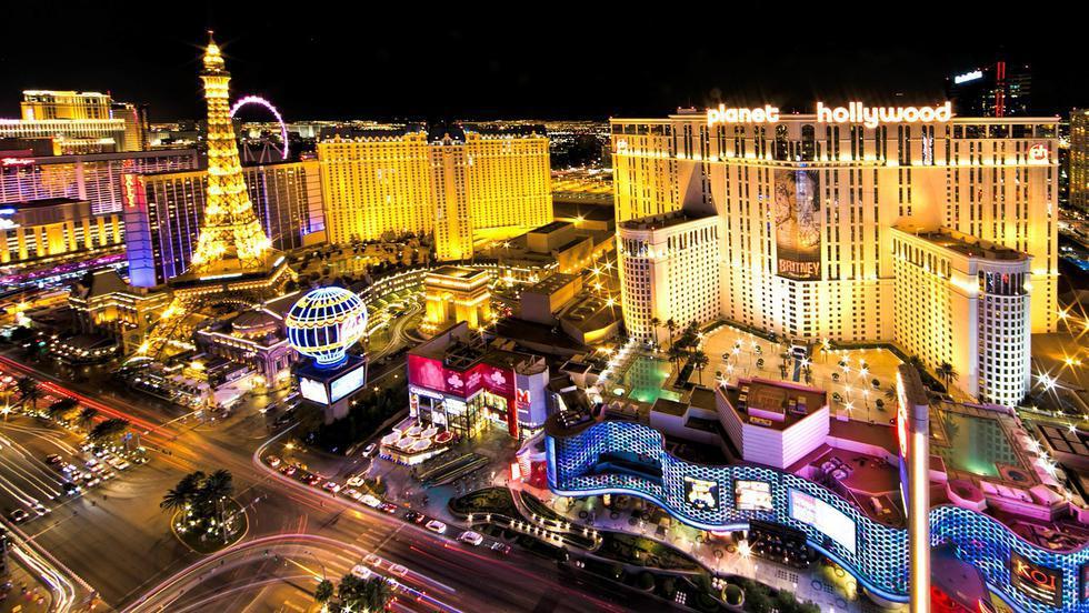 (P) Vegas Strip – istoria celui mai popular bulevard din SUA