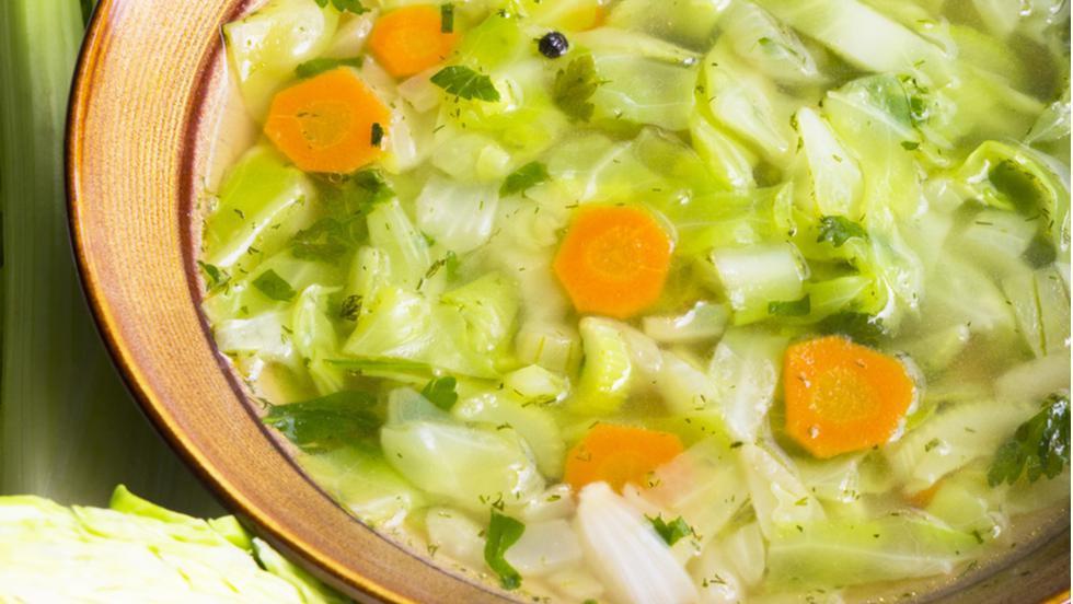 celebra dietă cu supă de varză