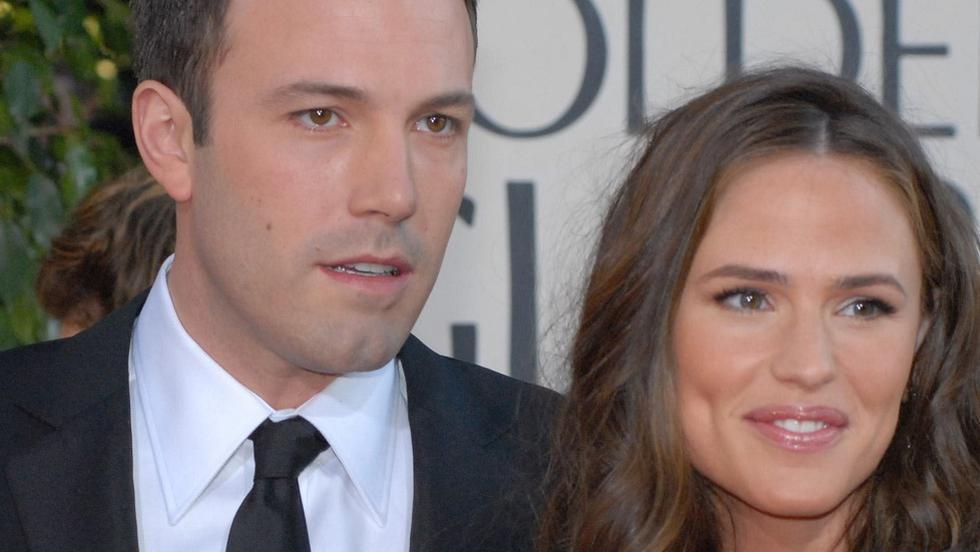 Ben Affleck și Jennifer Garner