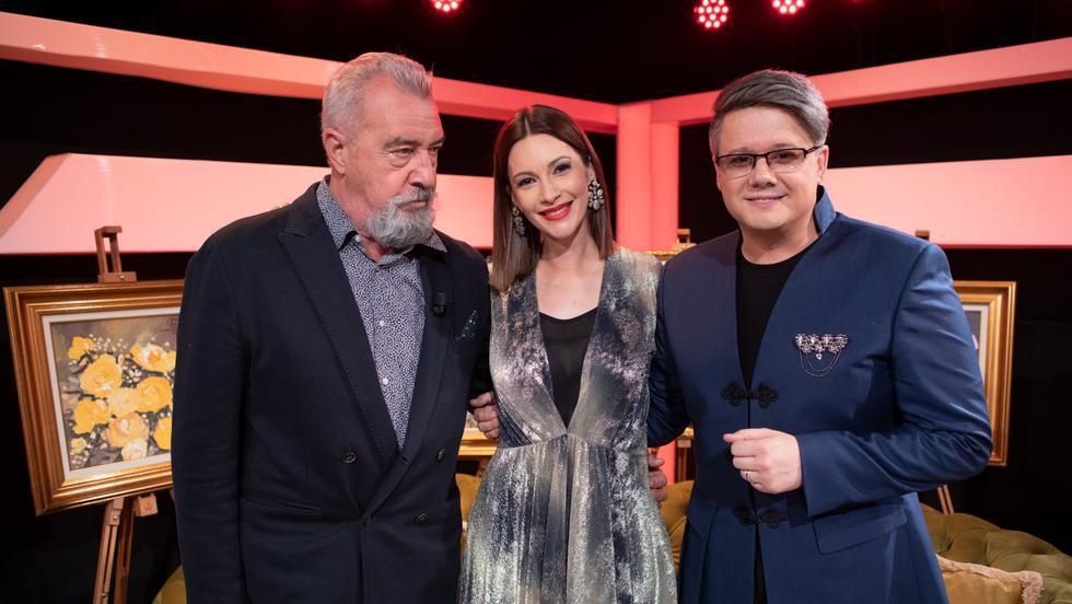 Află ce face Andreea Berecleanu în prezent, în emisiunea lui Fuego, la TVR2