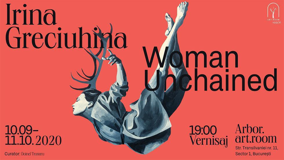 """Bucureștenii se despart de """"Cina cea de taină"""" cu personaje exclusiv feminine. Pictura Irinei Greciuhina va părăsi Bucureștiul săptămâna viitoare"""