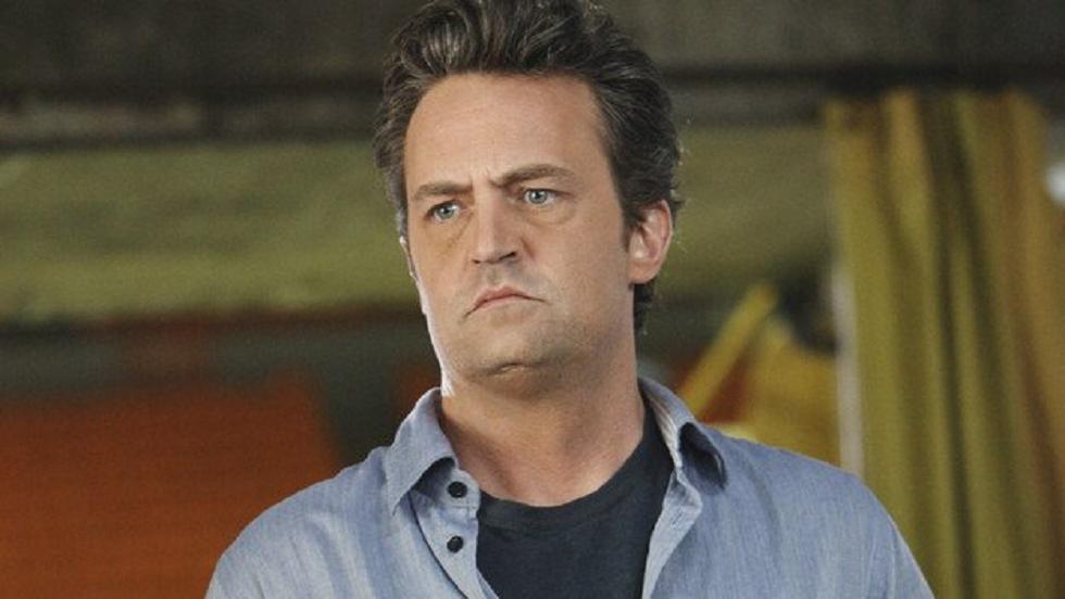 "Vedeta Matthew Perry din ""Friends"" s-a logodit cu iubita sa, Molly Hurwitz"