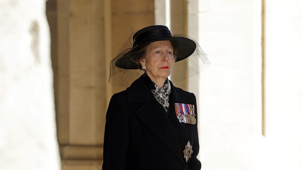 """Prințesa Anne """"nu a vorbit"""" cu prințul Harry la înmormântare și este """"foarte supărată"""""""