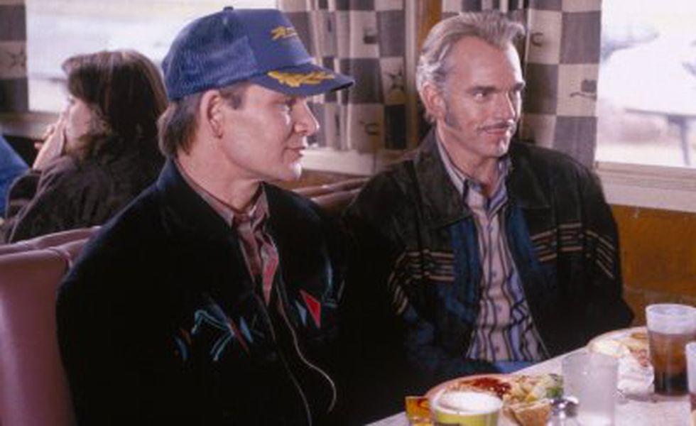 Trezindu te în Reno   Billy Bob Thornton şi Patrick Swayze