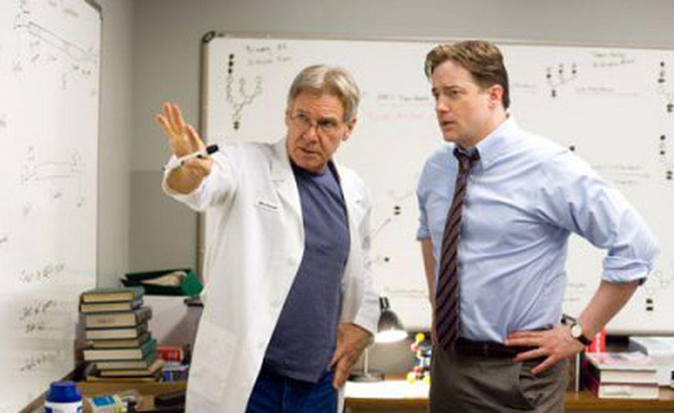 Măsuri extraordinare   Harrison Ford şi Brendan Fraser