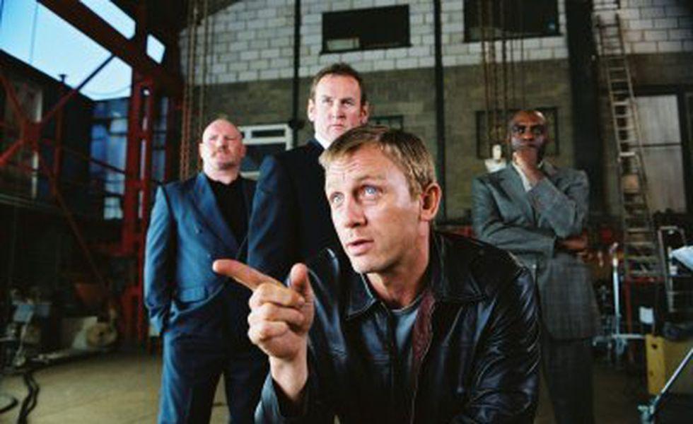 Prins la înghesuială   Daniel Craig