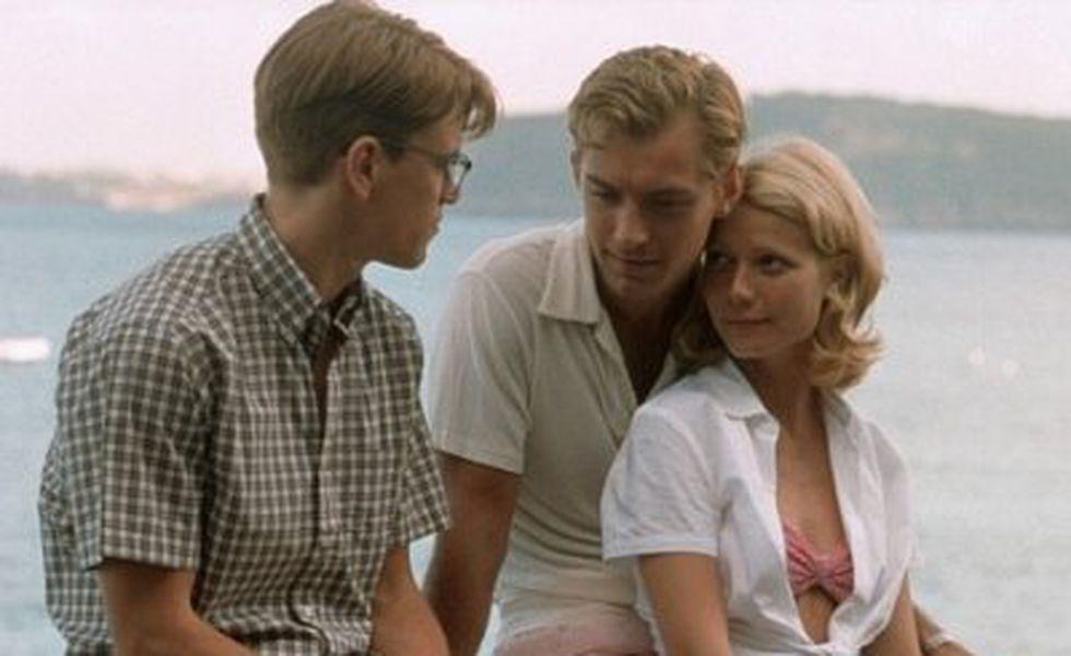 Talentatul domn Ripley   Matt Damon, Jude Law şi Gwyneth Paltrow