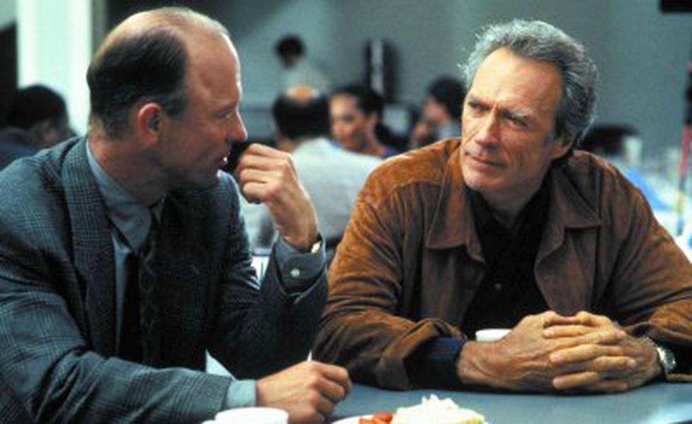 Puterea   Clint Eastwood şi Ed Harris
