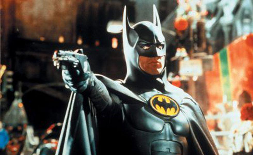 Batman revine   Michael Keaton