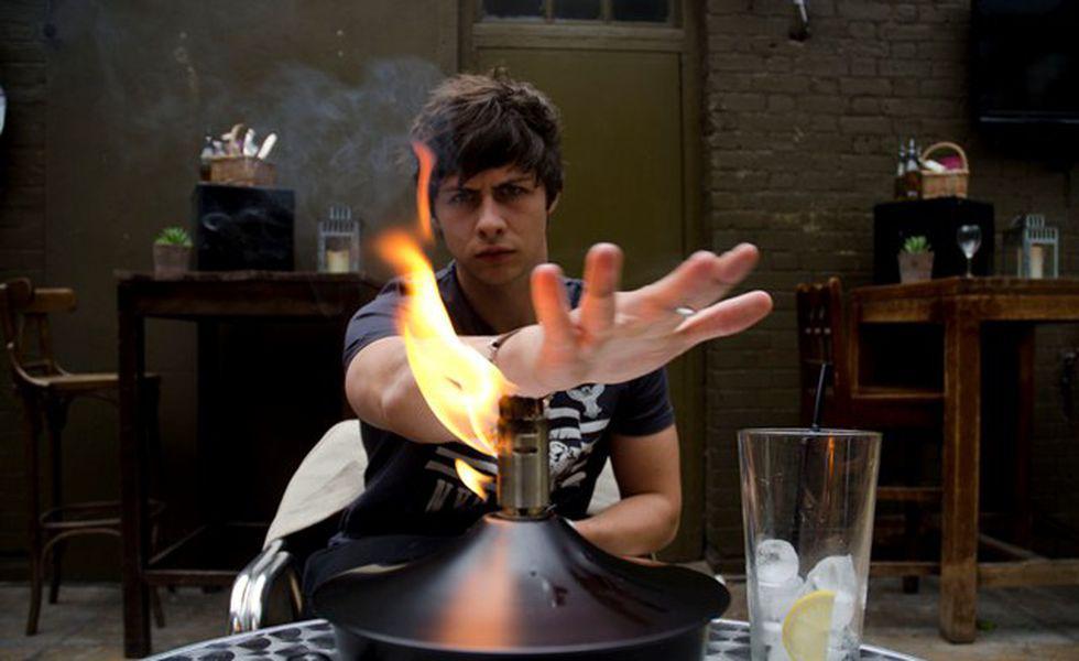 Magicianul Ben Hanlin
