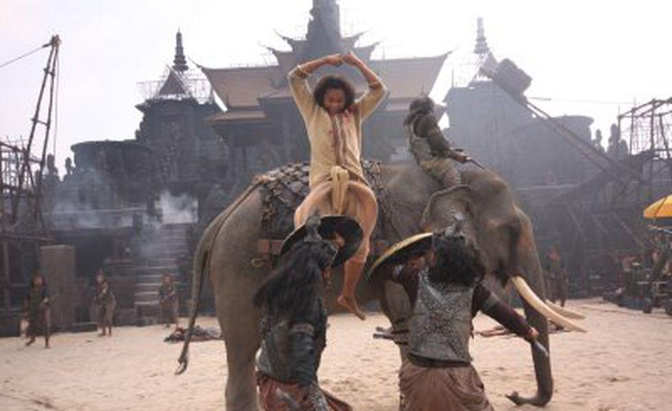 Legenda regelui elefant   bătălia finală   Tony Jaa