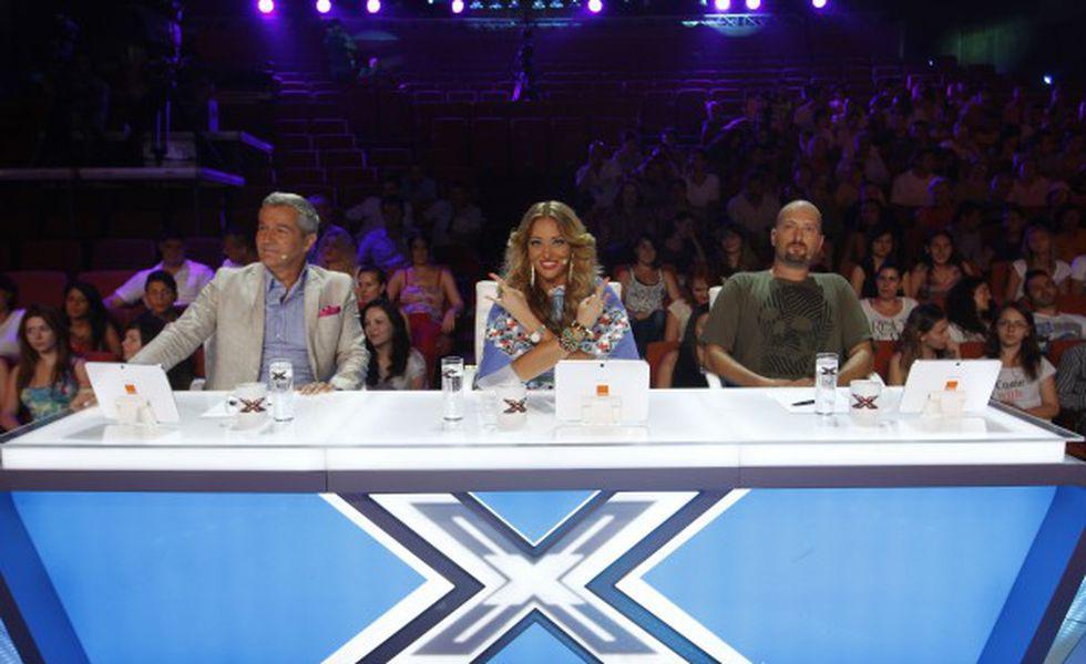 Juriu X Factor 2013, Dan Bittman, Delia, Cheloo