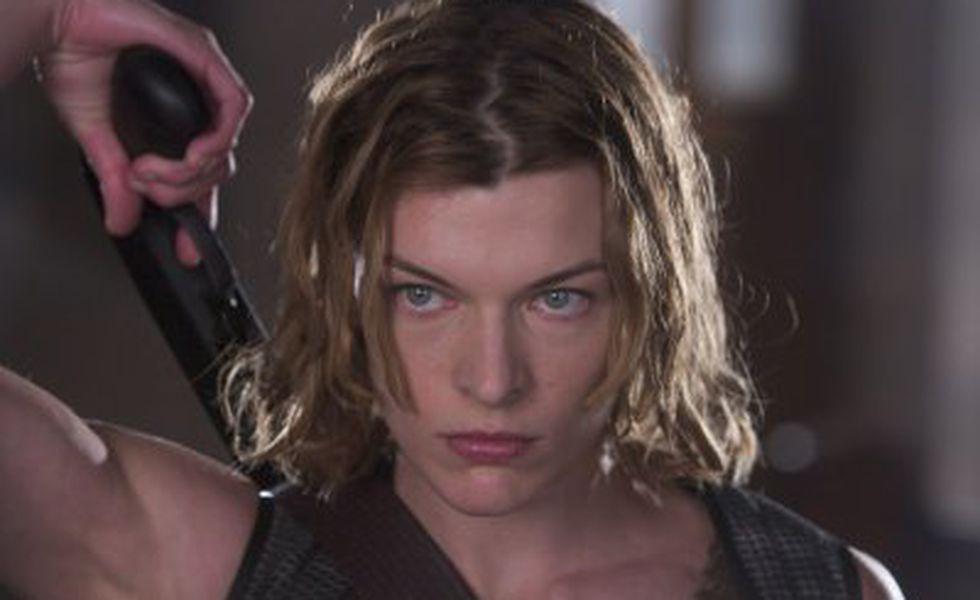 Resident Evil 2 Ultimul război   Milla Jovovich